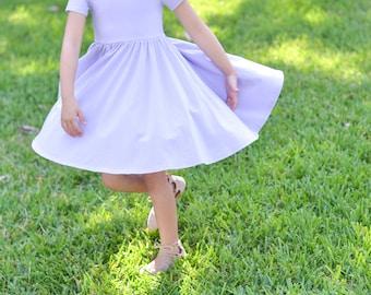 9df4b41c83da Lavender Twirl Dress