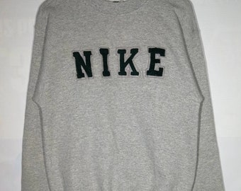 ab957ea8c Nike Big Swoosh Logo Spellout made in USA