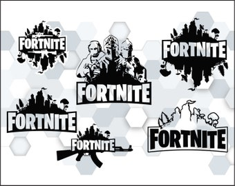 Fortnite Png Etsy