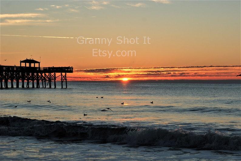 Myrtle Beach, South Carolina Sunrise