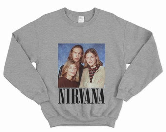 5f29a9c8 Funny Parody Hanson Sweatshirt |Nirvana Hanson Sweater Unisex