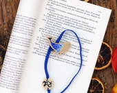 whale bookmark, blue whale gift, disney book, elastic bookmark, Pinocchio bookmark, disney tales, 3d printing, mosaic tiles, teacher book