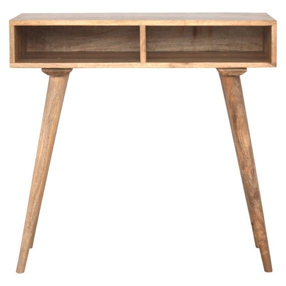Solid Mango Writing Desk Wood, Mango Wood Desk