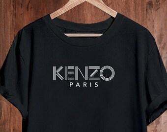 a78d97ca95 Kenzo Shirt Tshirt T-shirt T Shirt, Kenzo Paris Shirt, Kenzo Mens Womens  Kids, Kenzo Unisex Shirt, Kenzo Inspired, Designer Clothing