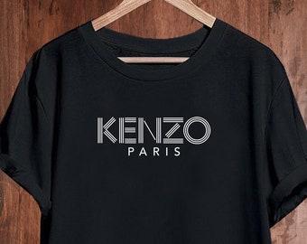 b6a7fd15 Kenzo T-Shirt, Kenzo Paris TShirt, Kenzo Mens Womens Kids T-shirt, Kenzo  Unisex Shirt, Kenzo Inspired, Designer Tshirt, Street Fashion