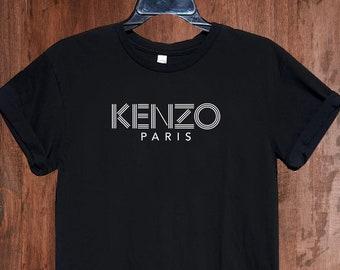 b1b8a0a8 Kenzo T Shirt Tshirt Shirt T-shirt, Kenzo Paris Shirt, Kenzo Mens Womens  Kids, Kenzo Unisex Shirt, Kenzo Inspired, Designer Clothing