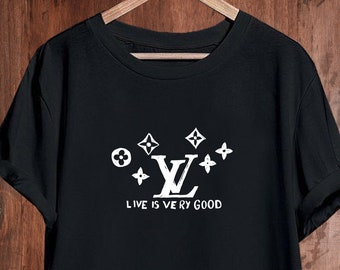 b422d79a1 Louis Vuitton Shirt, Lv Very Good TShirt, Vuitton Mens Womens Kids T-shirt,  Louis Vuitton Unisex Shirt, Lv Inspired, Designer Tshirt, Luxury