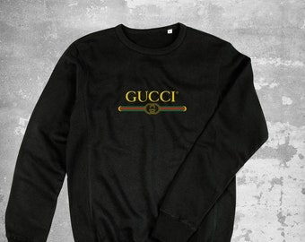b349f7dd Gucci Sweater, Gucci Pullover, Gucci Unisex Crwewneck, Gucci Inspired, Gucci  Sweatshirt, Luxury Sweater, Gucci Shirt, Paris