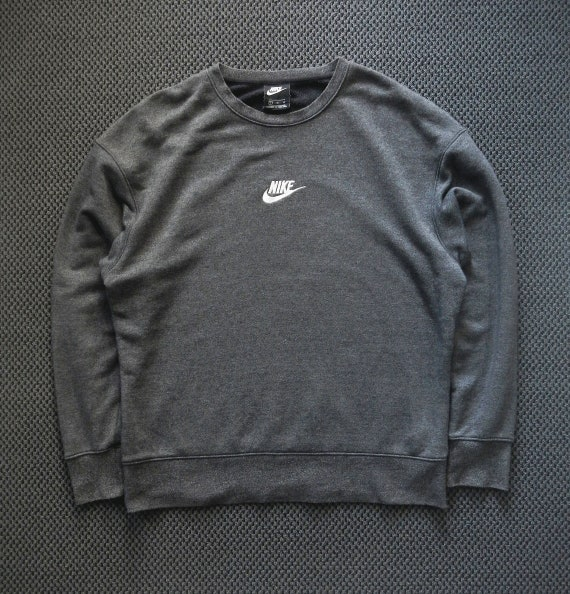 Nike Center Swoosh Sweatshirt - Free Shipping