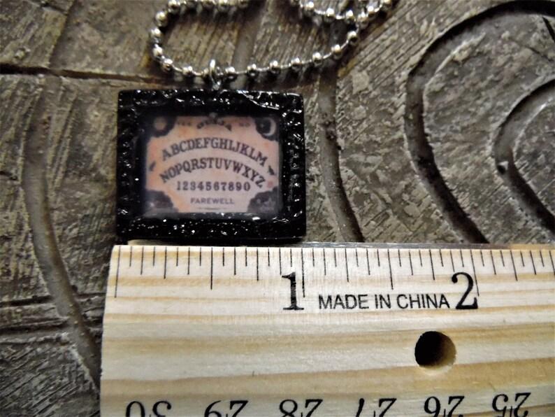 Small Ouija Board Pendant