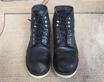 da182d26e33 Vintage Men's Walking & Hiking Boots   Etsy SE