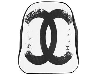 c2532c890806 Chanel Inspired 125 School Backpack