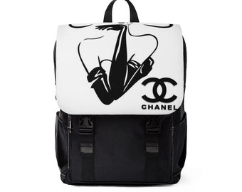 0b78d76490f3 Chanel Inspired Casual Shoulder Backpack