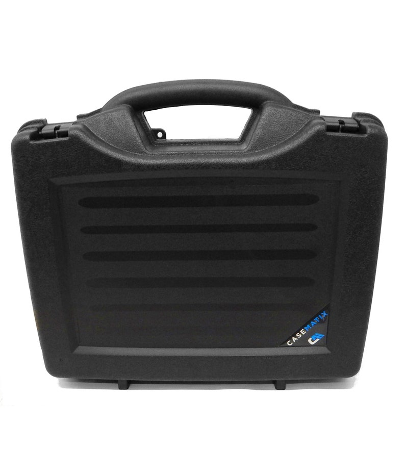 PG48 and More Microphone Case fits Dual 2 Mics Shure SM57 SM48 CASE ONLY