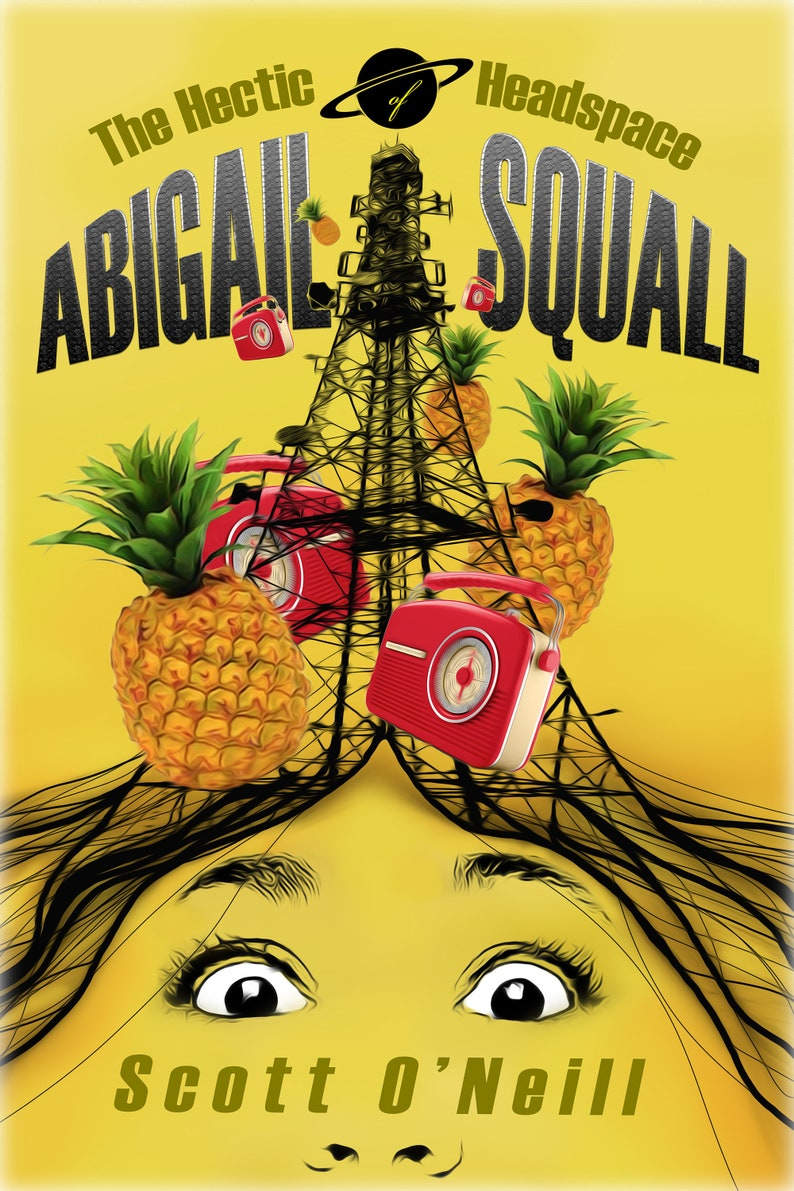 The Hectic Headspace of Abigail Squall Novel image 0
