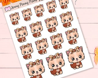 Paisley - All Dressed Up for Fall Planner Stickers.