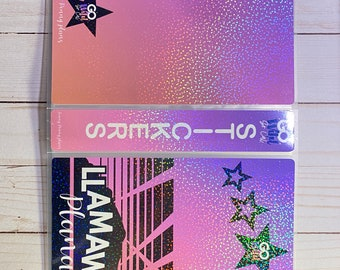 Go Wild Official Merch Sticker Album - Llamawood