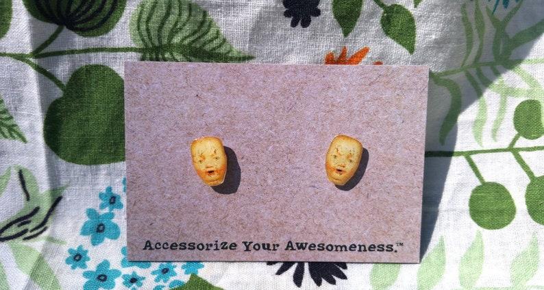 NEW Doll Earrings image 0