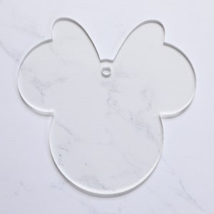MDF Acrylic Blanks Key chain Ladybug Chose from 5-500 pieces 1-5 Wood Laser cut shapes From Florida with Love