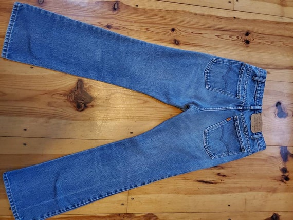 Vintage Levi's 517 Jeans Size 25/26 / Vintage 70's
