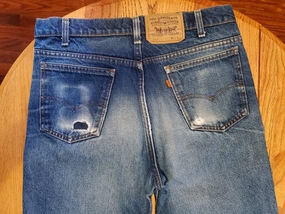 Vintage Levi's 517 Size 29/30  / Vintage 80's Levi