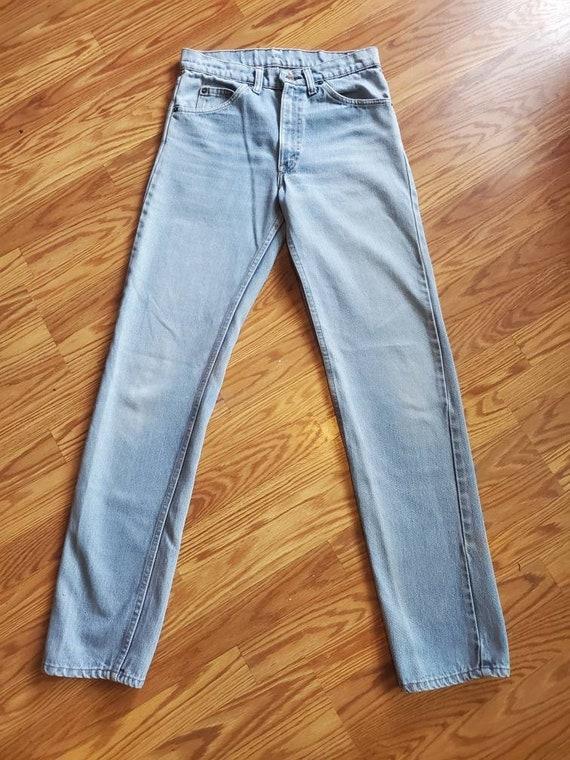 Vintage Levi's 517 Jeans  Light Wash Size 26/27 /