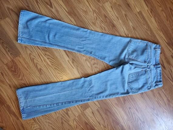 Vintage Levi's 646 Jeans Size 25/26 / Light Wash /