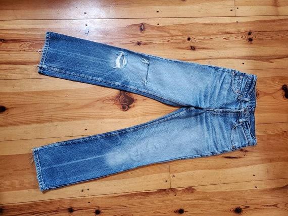 Vintage Levi's 517 Jeans Size 25/26 / Vintage 90's