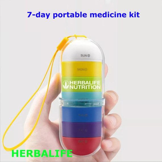 Herbalife Nutrition Tablet Box Fuelled By Herbalife Design