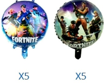 Fortnite Balloons Etsy
