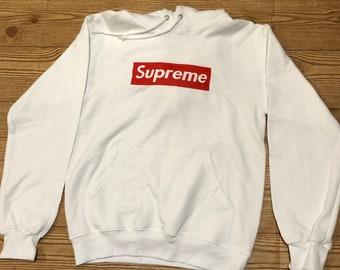 4b1ab3a20225 Supreme hoodie/Supreme sweatshirt/Supreme T-shirt/Supreme shirt/Supreme  embroidered/Supreme