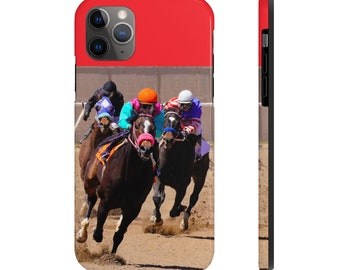 Case Mate Tough Phone Cases - Coming Down the Stretch - Choice of Colors