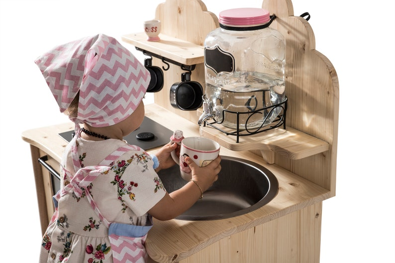 Play Kitchen Set, Kids Kitchen Set, Toddler Play Kitchen