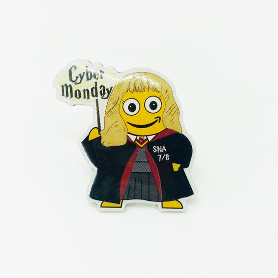 Hermione Peccy Pin