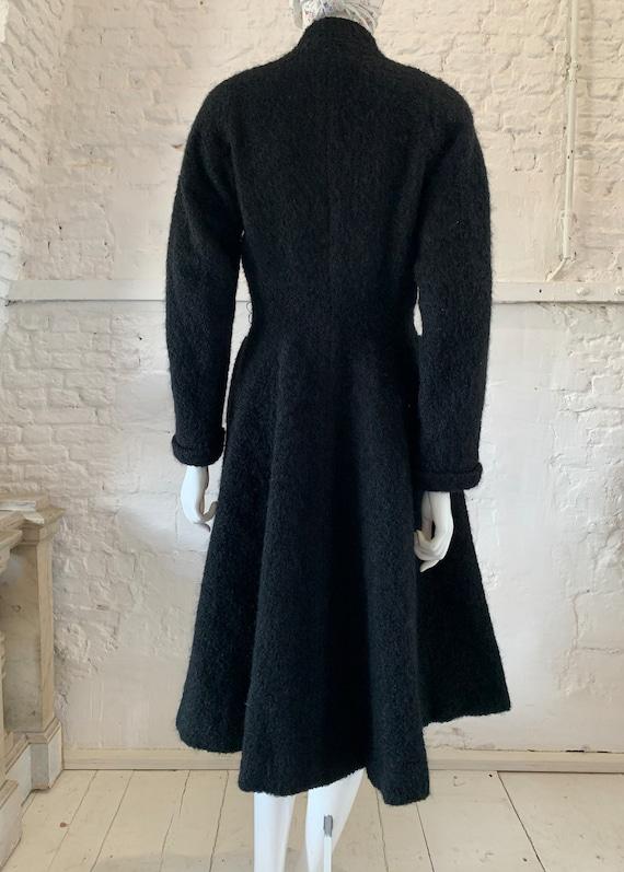 Vintage Ben Zuckerman wool  New Look BAR coat 40s/