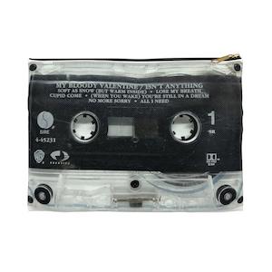 Depeche Mode People are People Cassette Tape Zipper Pouch Depeche Mode Zipper Pouch