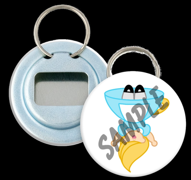 Kanga Keychains Bottle Openers Piglet Owl Disney Winnie the Pooh Roo Christopher Pin Back Button Mirrors Eeyore Rabbit Magnets