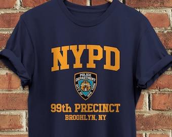 d995fde62 Brooklyn Nine Nine - Tv Show - 99th Precinct Inspired - Unisex Shirt