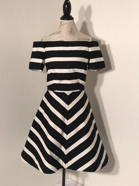 1990s Rare Scaasi Designer Dress! Size 10