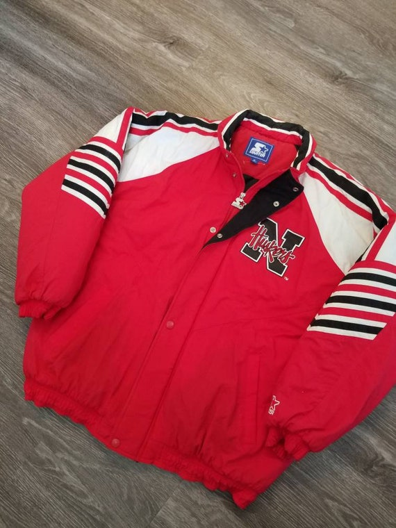 Nebraska Cornhuskers Starter Jacket