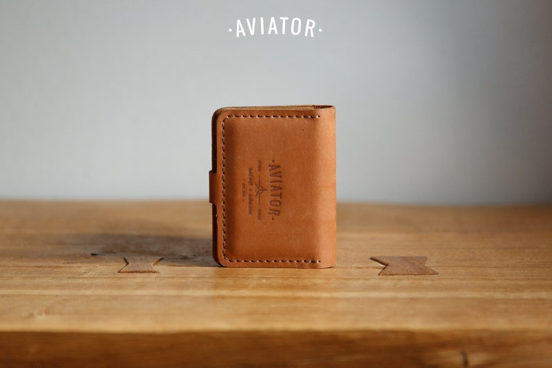 pdf mini wallet template simple wallet card wallet pdf  etsy