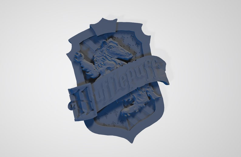 Logo Maisons Harry Potter Imprime 3d Gryffondor Poufsouffle Etsy