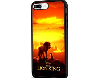 fd7458fb0a8 New Hot Cute Disney The Lion King For iPhone Case 6/6+/7/7+/8/8+/X/XR/XS/MAX/Samsung  Galaxy/Note