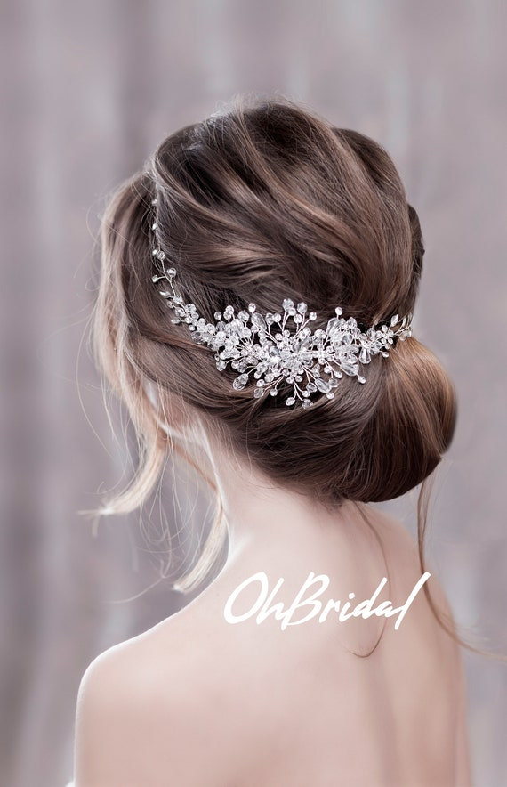 Wedding Headpiece Wedding Hair Piece Bridal