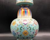 Tibetan-style vase