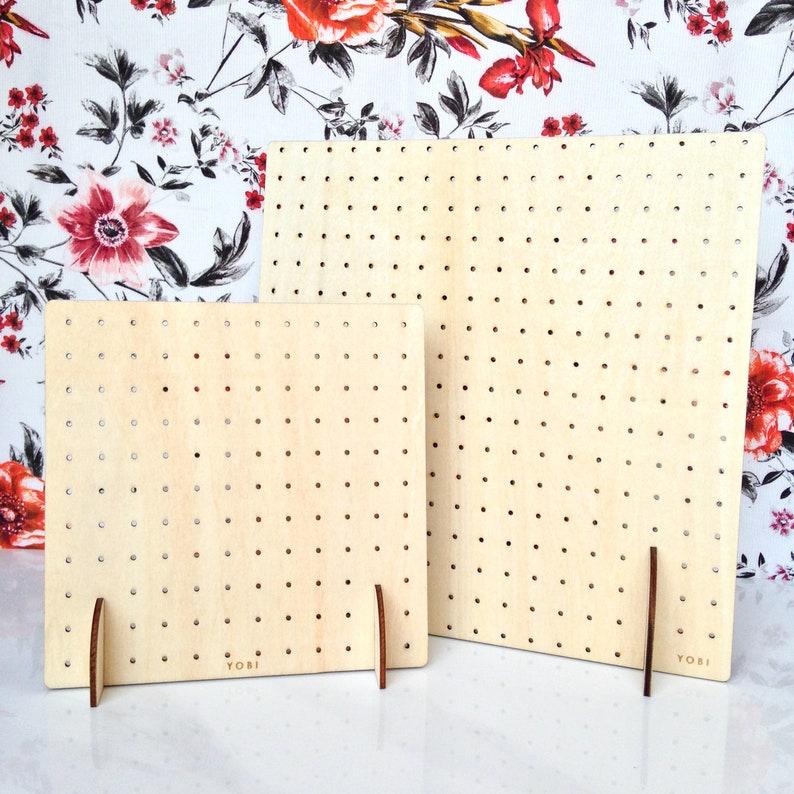 Earring Display Board Storage Holder 148 pairs