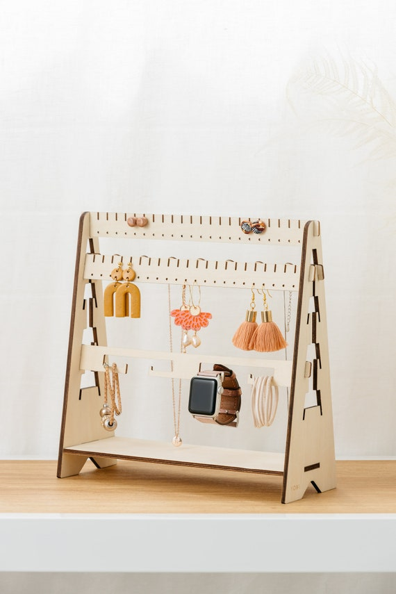 Petite Adjustable Earring Stand