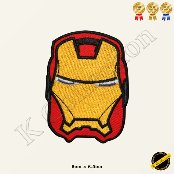 Marvel Shield Super Hero  Embroidered Iron On Sew On PatchBadge For Clothes etc