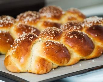 1877 Scandinavian Cardamom Bread| Cardamom Bread Kit| FREE Gift|Swedish Bread Kit| Braided Sweet Bread DIY Kit| Valentine Gift| DIY Bread