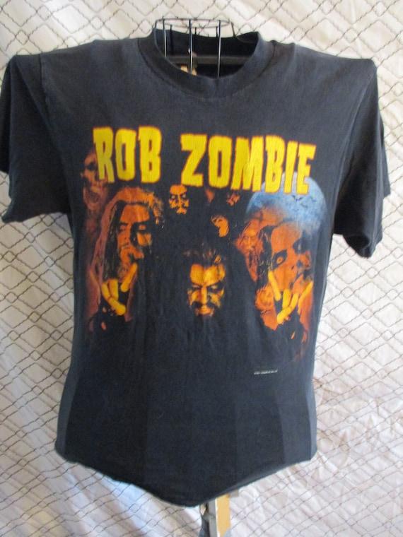 Rob Zombie-2001 Demonoid Deluxe-Double Sided